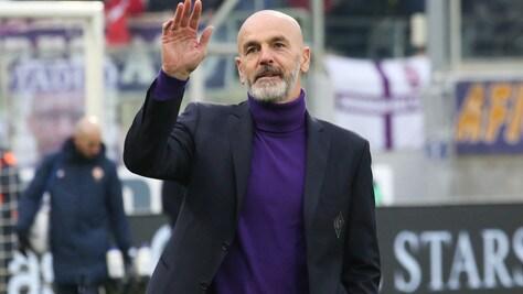 Serie A Fiorentina, Pioli: «Si ricominciano a vedere le nostre qualità»