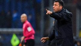 Serie A Parma, D'Aversa: «Contento di aver recuperato Gervinho»