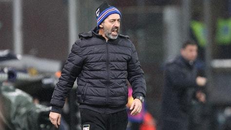 Serie A Sampdoria, Giampaolo: «Quagliarella è immortale»