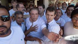 Brasile, si consegna il guru delle star