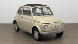 Fiat 500 serie F: foto