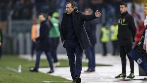 Serie A Genoa, Prandelli: «Non ci hanno dato un rigore clamoroso»