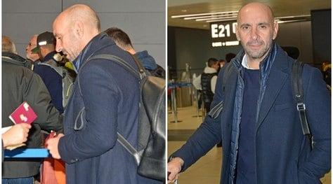 Roma, Pallotta: «Acque calme, tutto a posto». E Monchi vola a Boston...