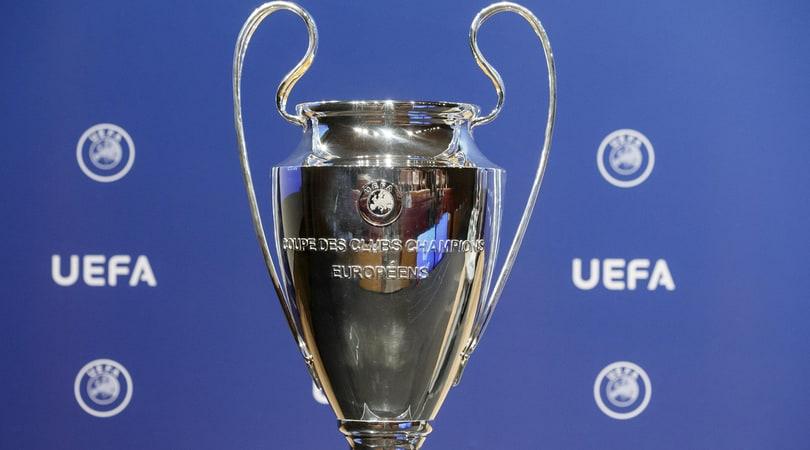 Diretta sorteggi Champions League: è Ajax-Juve