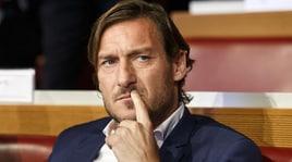 Totti: «Mi manca giocare, ma da dirigente ho più pressioni»