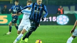 Serie A Atalanta-Lazio 1-0, il tabellino