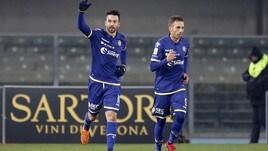Serie B, è un grande Verona: battuto il Pescara 3-1