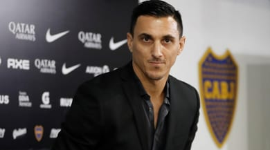 Burdisso è il nuovo ds del Boca Juniors