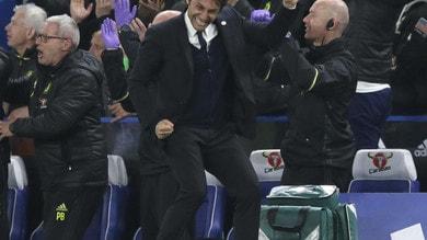 Premier, Mourinho saluta lo United: la quota di Conte crolla da 12,00 a 3,00