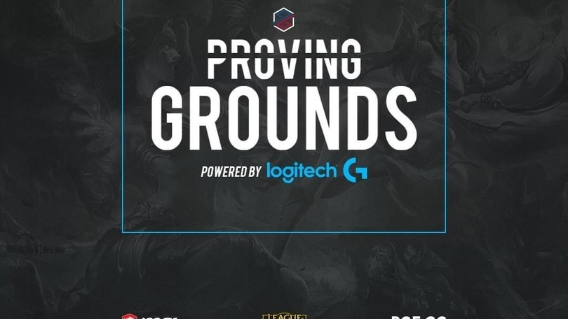 PG Esports: presentati i Proving Grounds