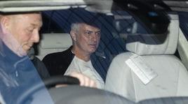 Mourinho-United, è addio: lo Special One lascia l'albergo