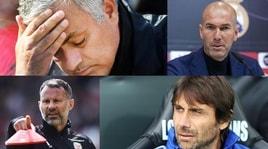 «Manchester United, otto nomi in lista per il dopo Mourinho»