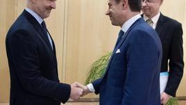 M5s-Lega:governo in Aula dopo accordo Ue