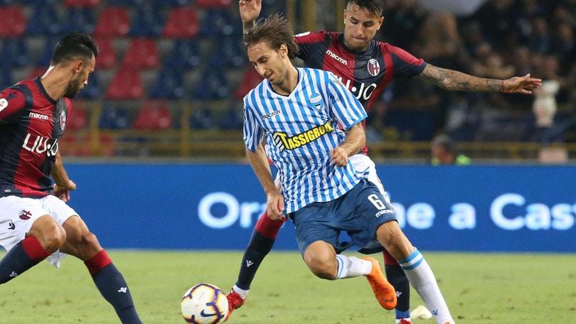 Serie A Spal, trauma contusivo per Missiroli