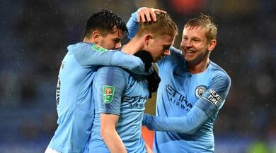 Carabao Cup, Leicester-City 2-4 ai rigori: Muric porta Guardiola in semifinale