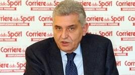 Frosinone, Stirpe: «Baroni? Non potevo prendere Mourinho...»