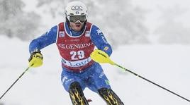 Sci, Coppa Europa: Razzoli secondo nello slalom a Obereggen