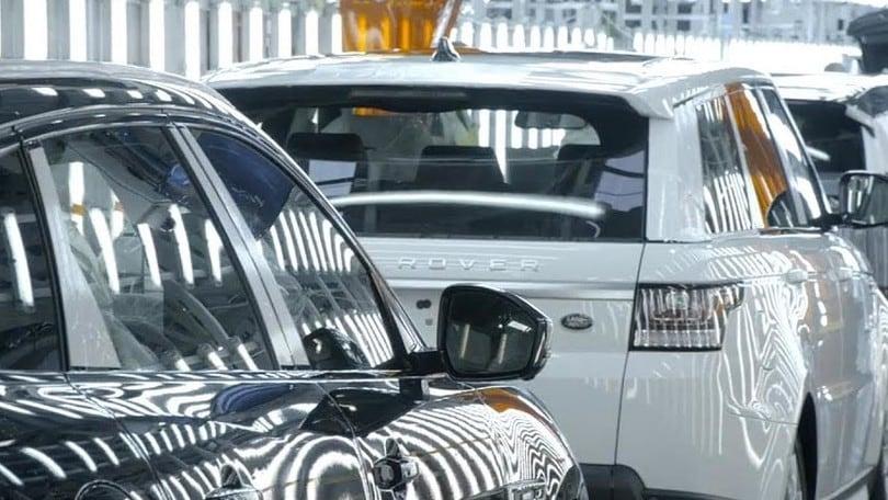 Brexit, Jaguar Land Rover taglia posti di lavoro nel 2019