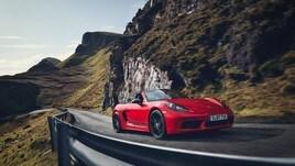 Porsche Cayman T e Boxster T: foto