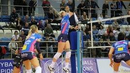 Volley: Champions Femminile, per Novara netta vittoria in Bielorussia