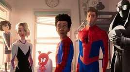 Spiderman - Un nuovo universo, guarda la clip in esclusiva
