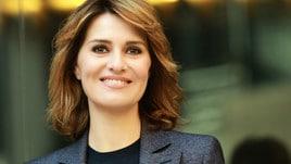 Altro che Befana: Paola Cortellesi splendida a Roma