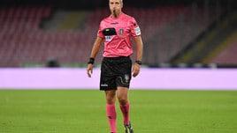 Serie A, Juventus-Roma: arbitra Massa. Per Milan-Fiorentina c'è Mariani