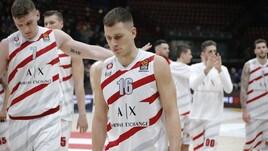 Basket, Eurolega: Olimpia, quota difficile contro il Panathinaikos