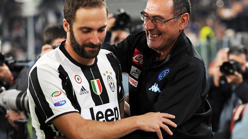 Sarri vuole Higuain al Chelsea già a gennaio