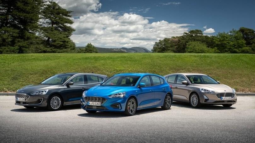Ford, vendite record nel 2018, ma l'Ecotassa delude
