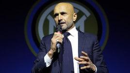 Inter, Spalletti: «Il mercato? Se ci saranno occasioni...»