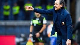 Serie A: Genoa-Atalanta, colpo Prandelli a 4,10