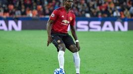 Premier, Pogba torna protagonista: a 3,00 la fascia di capitano dello United