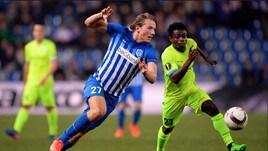 Berge, il mediano nella Top 11 dell'Europa League