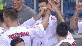 Panathinaikos-Olimpia Milano 83-86, gli highlights
