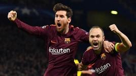 Iniesta: «Vorrei fare l'allenatore del Barça». E su Messi...