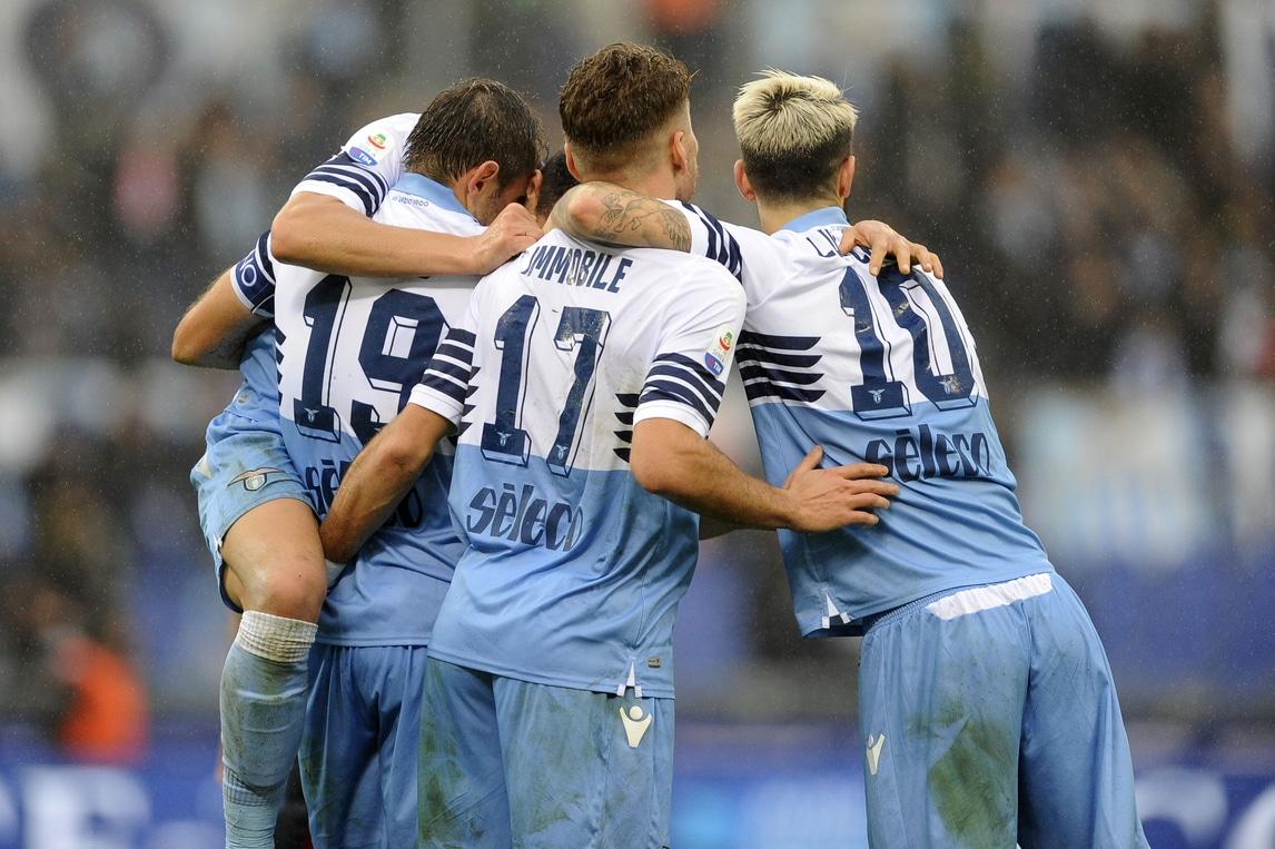 Lazio-Cagliari 3-1: Milinkovic, Acerbi e Lulic firmano il riscatto di ...