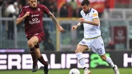 Serie B, Livorno-Verona 0-0: Breda ferma Grosso. Cremonese-Carpi: 1-2