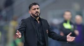 Crisi Milan, Gattuso: «Abbiamo difficoltà. Higuain? Va aiutato»