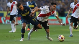 Almendra, no del Boca al Napoli: «Trattiamo con l'Inter»
