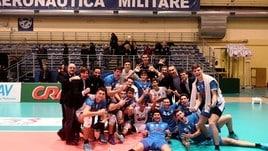 Volley: A2 Maschile, Girone Blu, il Club Italia festeggia il Natale con una vittoria