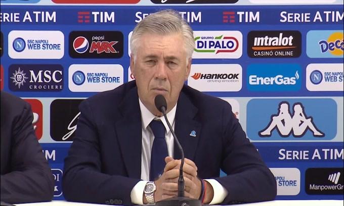"""Ancelotti: """"Soddisfatto, ma possiamo fare di più"""""""