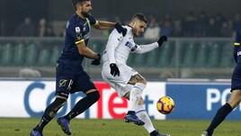 Serie A Chievo-Inter 1-1, il tabellino