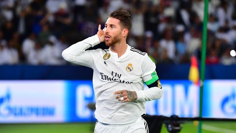 «Real, Sergio Ramos pensa all'addio. Ronaldo lo vuole alla Juventus»