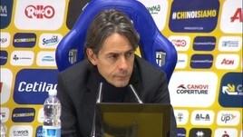 Filippo Inzaghi al giornalista: