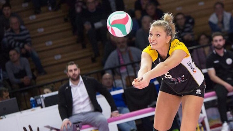 Volley: A1 Femminile, Brescia contro Chieri la spunta al tie break