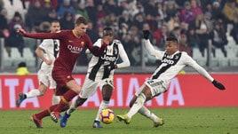 Serie A, sei squalificati. Multa per Dzeko