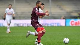 Serie B Salernitana-Foggia 1-0. Decide Vitale in pieno recupero