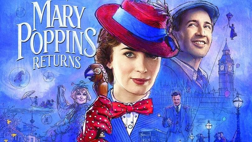 Il Ritorno di Mary Poppins, interviste al cast del film