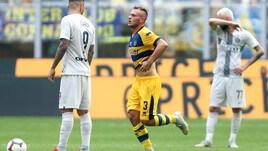 Serie A Parma, Dimarco e Frattali in parte con il gruppo